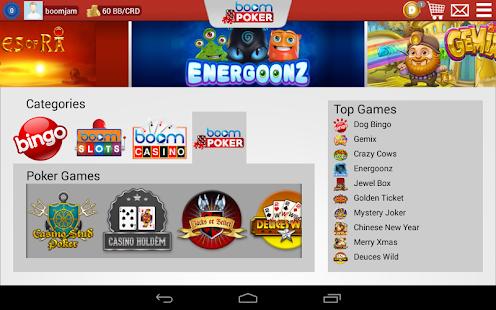 Boom Poker - náhled
