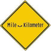 Mile To Km
