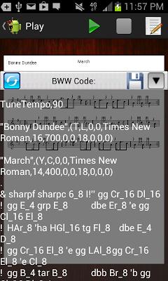 DroidPiper - screenshot