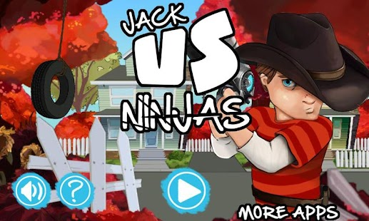 Jack Vs Ninjas - screenshot thumbnail