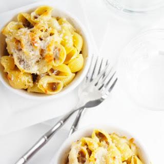 Lasagna Macaroni and Cheese