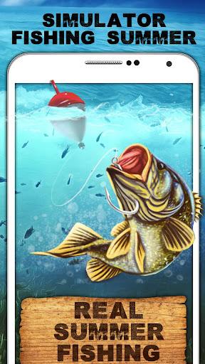 Simulator Fishing Summer