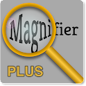 Quick Circle Magnifier+ icon