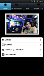 Nicolás Arrieta - screenshot thumbnail