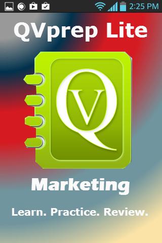 MBA Marketing Learn Test