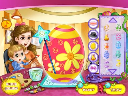 復活節女孩子的遊戲 教育 App-愛順發玩APP