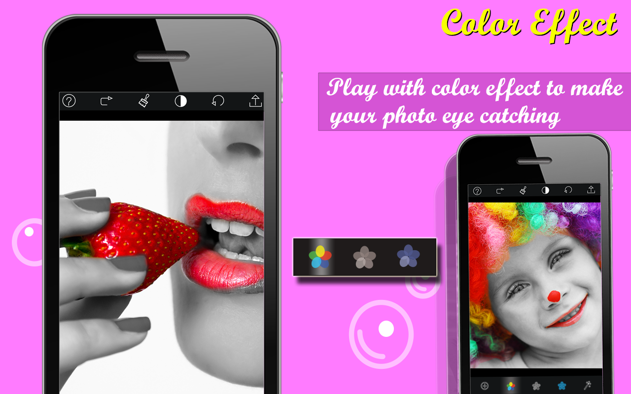 Color Splash Photo - screenshot