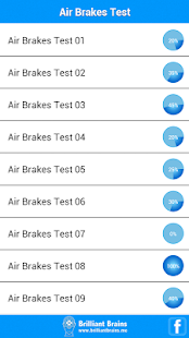 Air Brakes Test - screenshot thumbnail