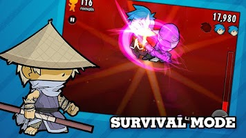 Screenshot of Kung-Fu Clash Overdrive
