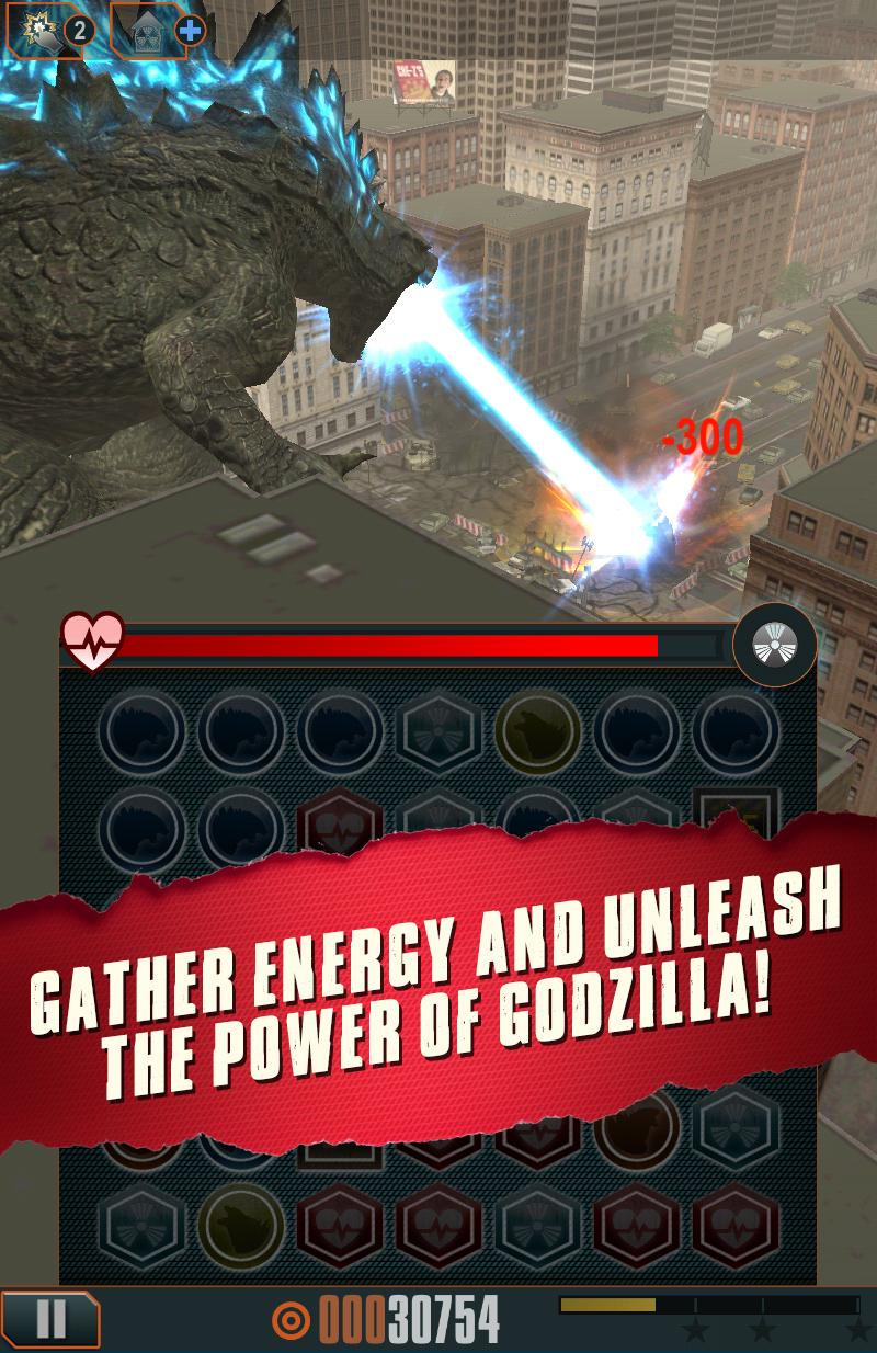 Godzilla - Smash3 screenshot #19