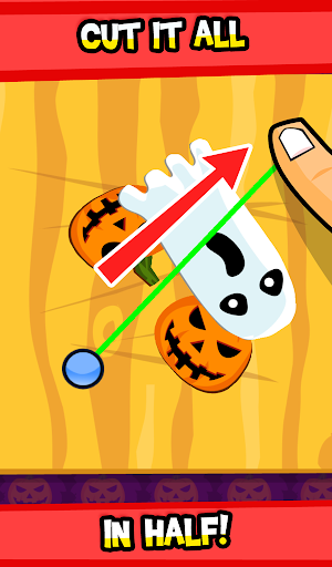 Cut in Half: Halloween