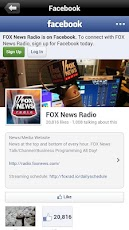 Fox News Radio Android Music & Audio