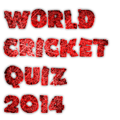 World Cricket Quiz 2014