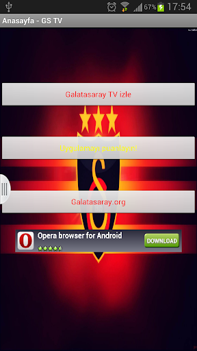 Galatasaray TV GS TV