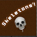 Skeletons Live Wallpaper logo