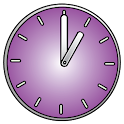 Purple Clocks logo