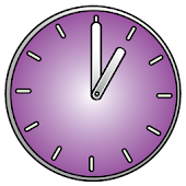 Purple Clocks