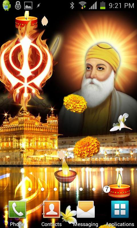 Guru Gobind Singh Ji LWP- screenshot