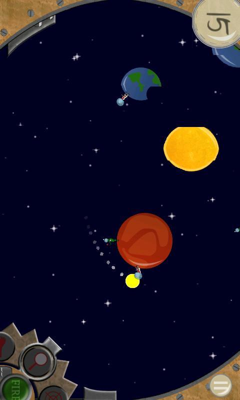 Newton's War Lite- screenshot