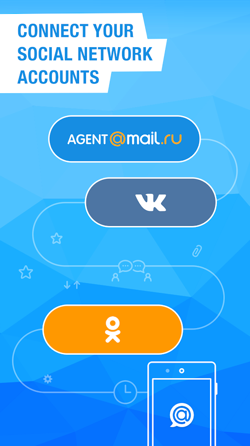 Agent: chat & video calls- screenshot