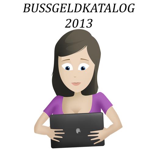Bussgeldkatalog 2013 交通運輸 App LOGO-APP試玩