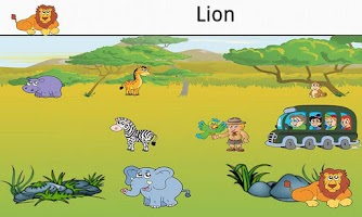 Screenshot of Kids Animal Adventures