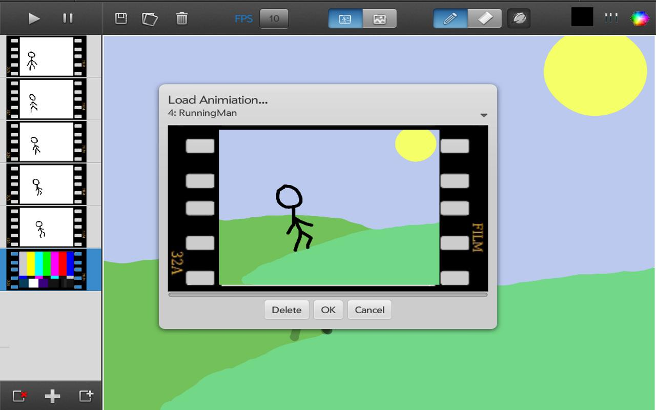 Animate Pro!- screenshot