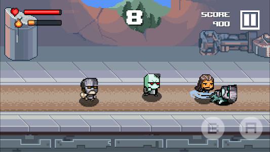 Dwarf King - Five Orcs Battle v1.0.1