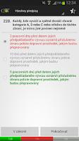Screenshot of Zbrojní průkaz ~ZbraneKvalitne