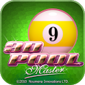 3D Pool Master icon
