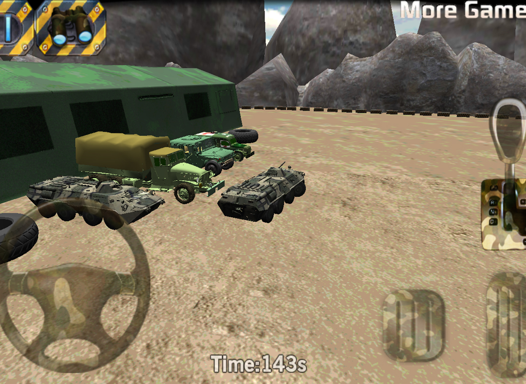 Army-parking-3D-Parking-game 14