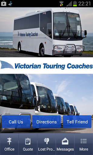 Victorian Touring Coaches
