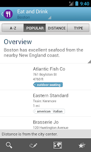 Boston Travel Guide- screenshot thumbnail