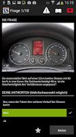 Screenshot of Auto Theorie 2015/16