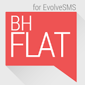EvolveSMS Theme - BH Flat Red