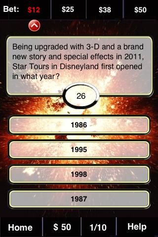 Star Wars FunBlast Trivia LT - screenshot