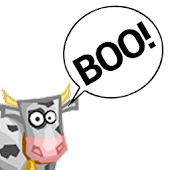 The Cow Goes BOO