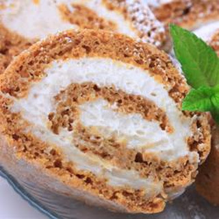 Pumpkin Roll I