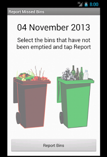 Tameside Bins- screenshot thumbnail