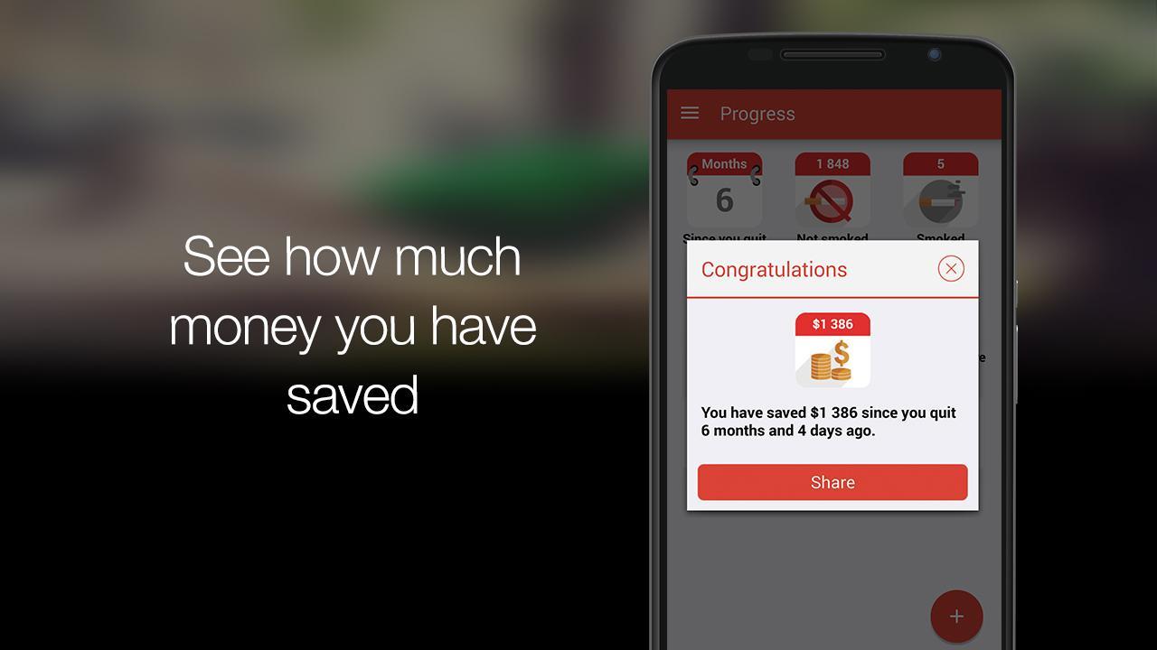 Quit Pro: stop smoking now - screenshot