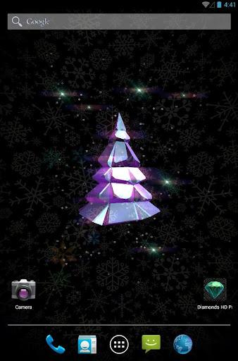 Diamonds HD LiveWallpaper Pro