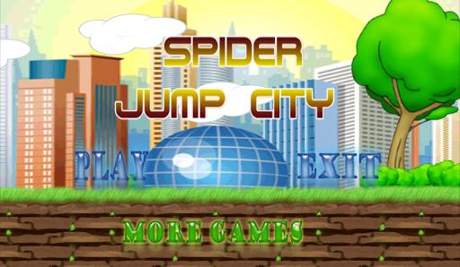 Spider Jump City