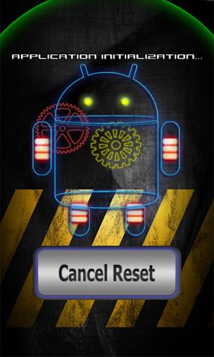Network Signal Reset