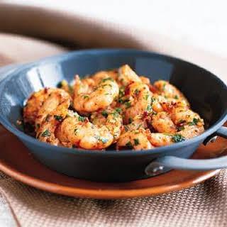 Sizzling Shrimp with Garlic (Gambas al Pil Pil).