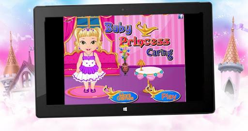 Bayi Princess Merawat Permaina 1.0.7 screenshots 5