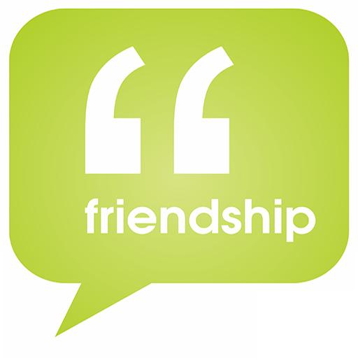 友情の引用 書籍 LOGO-玩APPs