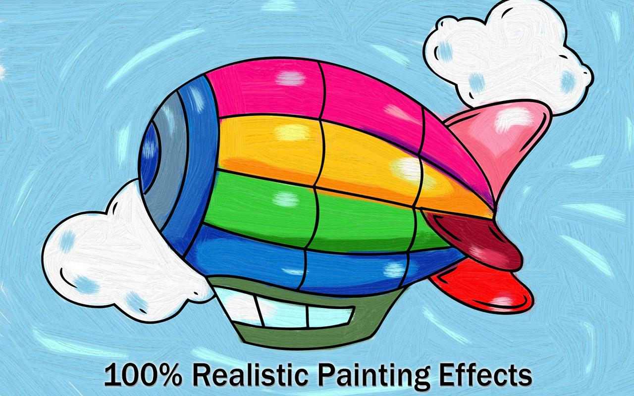 Kids Coloring Painting World Screenshot