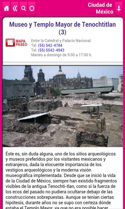 Ciudad de Mexico (DF) - screenshot