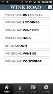 Wine Road : Northern Sonoma - screenshot thumbnail