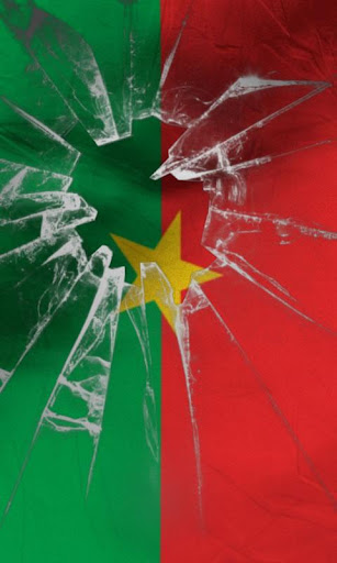 Burkina Faso flag Free